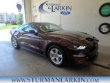 2018 Royal Crimson Ford Mustang EcoBoost Fastback #127710166