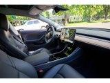 Tesla Model 3 Interiors