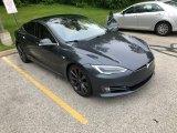 2016 Tesla Model S P100D Data, Info and Specs