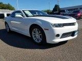 2014 Summit White Chevrolet Camaro LS Coupe #127710085