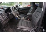 GMC Canyon Interiors