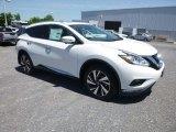 2018 Nissan Murano Platinum AWD Data, Info and Specs