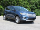 2018 Blue Metallic Ford Escape SE #127738834