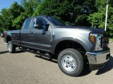 2018 Ford F350 Super Duty XL SuperCab 4x4 Front 3/4 View