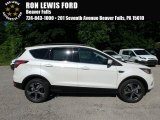 2018 White Platinum Ford Escape SEL 4WD #127738756