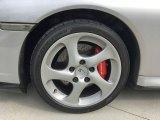 Porsche 911 2003 Wheels and Tires