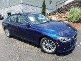 2018 Mediterranean Blue Metallic BMW 3 Series 320i xDrive Sedan #127776852