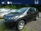 2015 Kona Coffee Metallic Honda CR-V LX AWD #127776675