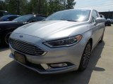 2018 Ford Fusion Hybrid Titanium Data, Info and Specs
