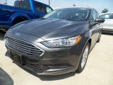 2018 Magnetic Ford Fusion SE #127776770