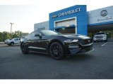 2018 Shadow Black Ford Mustang EcoBoost Fastback #127791280