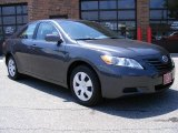 2008 Magnetic Gray Metallic Toyota Camry LE #12710559