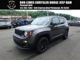 2018 Granite Crystal Metallic Jeep Renegade Latitude 4x4 #127791307