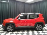 2018 Colorado Red Jeep Renegade Limited #127791100