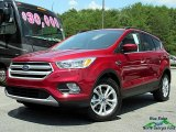2018 Ruby Red Ford Escape SE #127791094