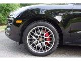 Porsche Macan 2017 Wheels and Tires