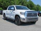 2018 Super White Toyota Tundra 1794 Edition CrewMax #127814320