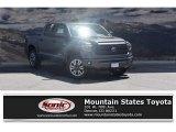 2018 Magnetic Gray Metallic Toyota Tundra SR5 CrewMax 4x4 #127814228