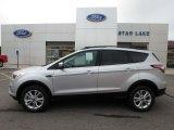 2018 Ingot Silver Ford Escape SE 4WD #127814460