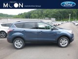 2018 Blue Metallic Ford Escape SEL 4WD #127835985