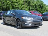 2018 Magnetic Ford Fusion SE #127835878