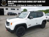 2018 Alpine White Jeep Renegade Trailhawk 4x4 #127835839