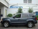 2006 Steel Blue Metallic Jeep Grand Cherokee Laredo 4x4 #12712871