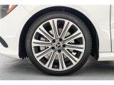 Mercedes-Benz CLA 2018 Wheels and Tires