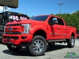 2018 Ford F250 Super Duty Tuscany FTX Crew Cab 4x4 Data, Info and Specs