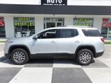 2018 Quicksilver Metallic GMC Acadia SLE #127889844