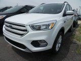 2018 Oxford White Ford Escape SE 4WD #127906743