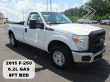 2015 Oxford White Ford F250 Super Duty XL Regular Cab #127906654