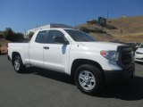2014 Super White Toyota Tundra SR Double Cab #127906653