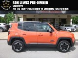 2017 Omaha Orange Jeep Renegade Trailhawk 4x4 #127906479