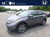 2018 Gunmetal Metallic Honda CR-V EX AWD #127906553