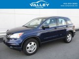 2010 Royal Blue Pearl Honda CR-V LX AWD #127906310