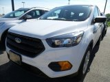 2018 Oxford White Ford Escape S #127906789
