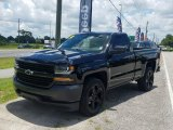2018 Black Chevrolet Silverado 1500 WT Regular Cab #127906847