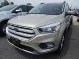 2018 White Gold Ford Escape SE #127906766