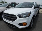 2018 Oxford White Ford Escape S #127906765
