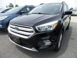 2018 Shadow Black Ford Escape SEL #127906764