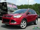 2016 Ruby Red Metallic Ford Escape Titanium #127906239
