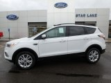 2018 Oxford White Ford Escape SE 4WD #127946018