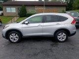 2014 Alabaster Silver Metallic Honda CR-V EX-L AWD #127945972