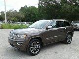 2018 Jeep Grand Cherokee Walnut Brown Metallic