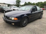2000 Biarritz Blue Metallic BMW 5 Series 528i Sedan #127945835