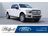 2018 Oxford White Ford F150 XLT SuperCrew 4x4 #127972317