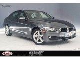 2015 Mineral Grey Metallic BMW 3 Series 320i Sedan #127972345