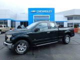 2016 Green Gem Ford F150 XLT SuperCab 4x4 #127972274