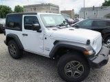 2018 Jeep Wrangler Bright White